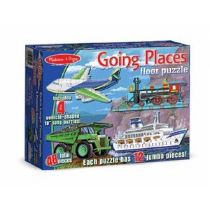 Puzzle de podea Melissa and Doug MD 0432