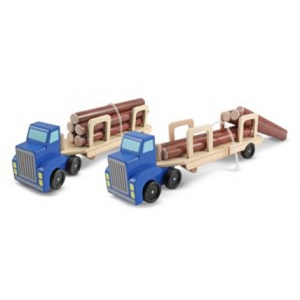 Camion Transportor de Busteni Melissa and Doug
