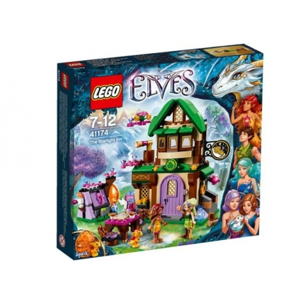 Hanul Starlight 41174 - LEGO Elves