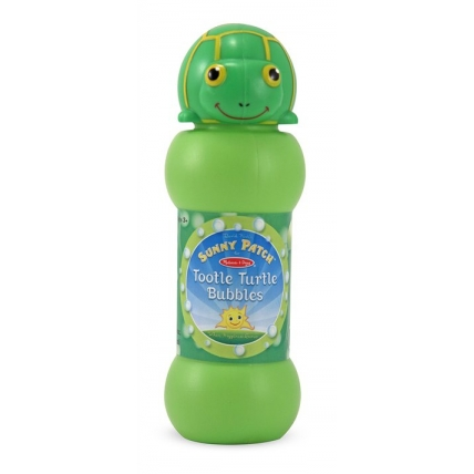 Tootle Turtle Bubbles Melissa and Doug MD 6143