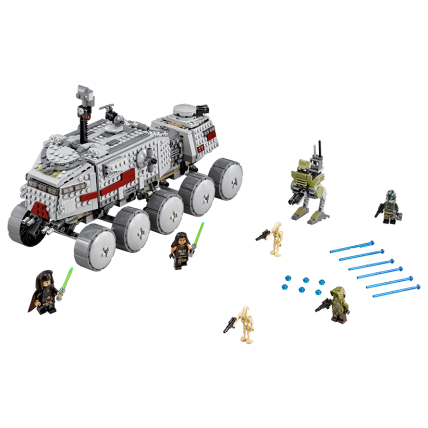 LEGO Starwars 75151 - Clone Turbo Tank
