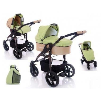 Diamond 3 in 1 - My Stroll Coffe green
