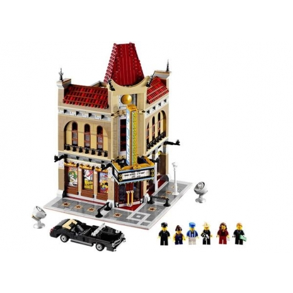 Cinema Palace LEGO 10232 - Modular Buildings - componenta set