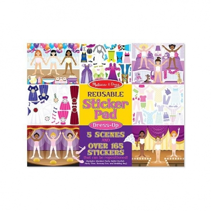 Parada de moda Melissa and Doug MD 4198
