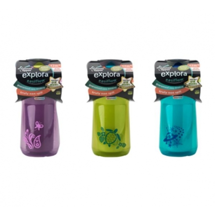 Cana Active cu pai 300 ml - Tommee Tippee