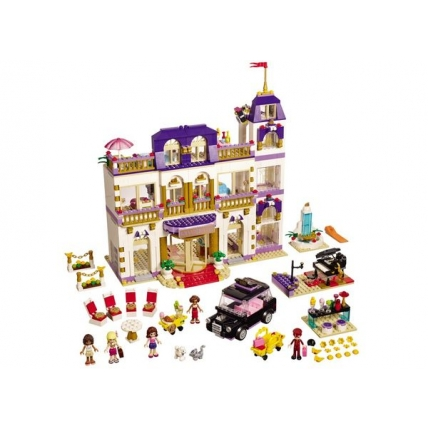 Grand Hotel Heartlake 41101 Lego Friends componenta