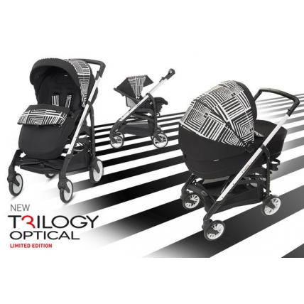 Inglesina Trilogy Optical -  Carucior 3in1 Editie Limitata 2017