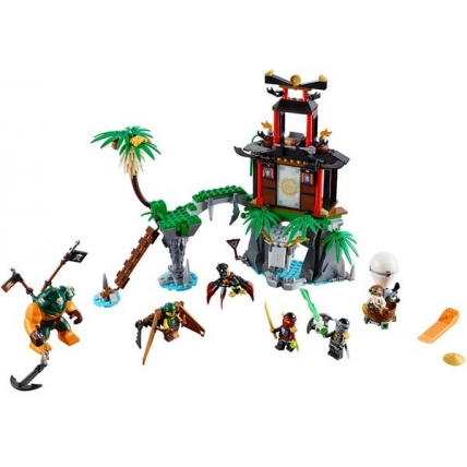 Insula Tiger Widow 70604 - LEGO Ninjago