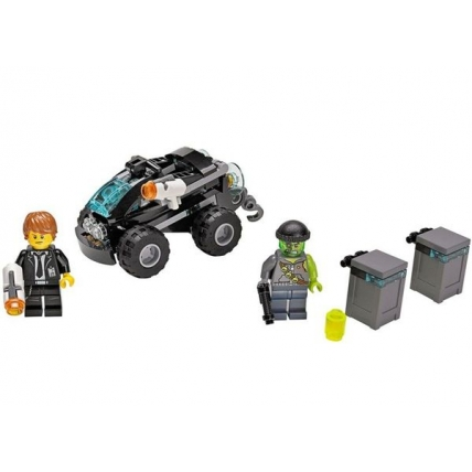LEGO 70160 seria Ultra Agents - Componenta set