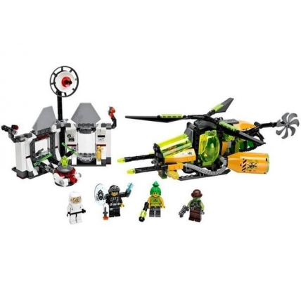 LEGO 70163 - Ultra Agents - componenta set