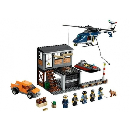 Lego City 60009 - componenta set