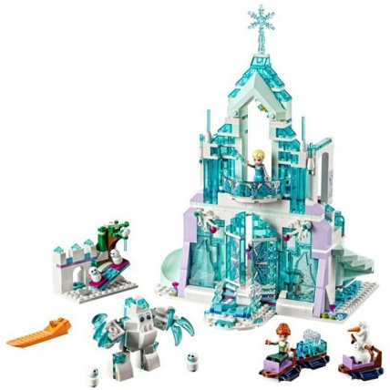 Elsa si Palatul ei magic de gheata LEGO Disney Princess 41148