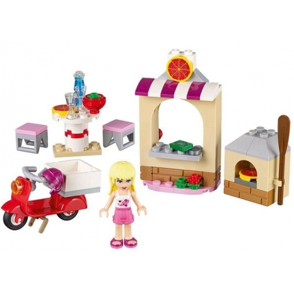 Pizzeria Stephaniei LEGO Friends 41092 - componenta set