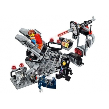Lego Movie 70801 - Camera de topire - componenta set