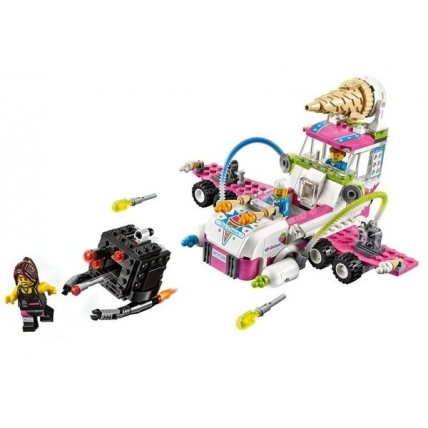 LEGO Movie 70804 - Masina de inghetata - componenta set