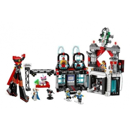 LEGO Movie 70809 - Barlogul malefic al lui Lord Business