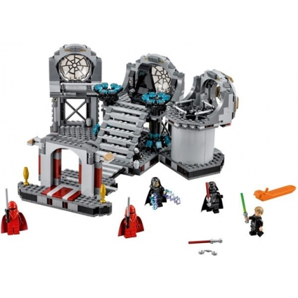 LEGO Starwars 75093 - Duelul final Death Star