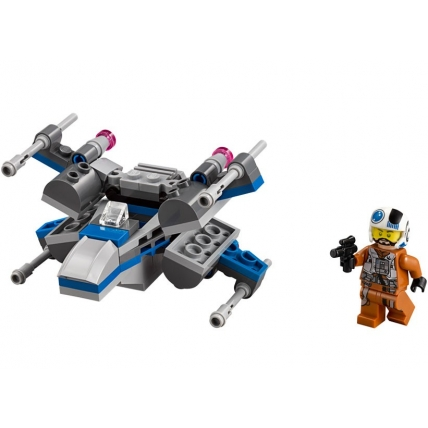 LEGO Starwars 75125 - Resistance X-Wing Fighter
