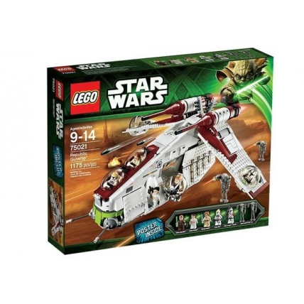 LEGO 75021 - Republic Gunship
