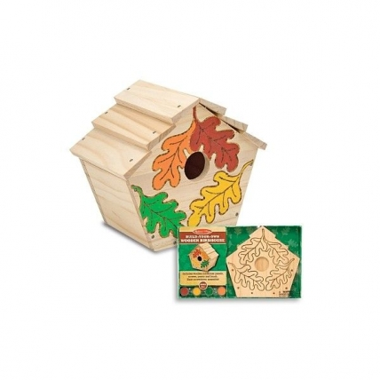 Construieste casuta pasarelelor Melissa and Doug MD 3101