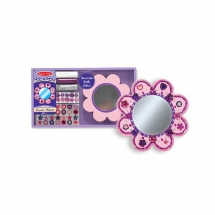 Decorati-va propria Oglinda de buzunar Melissa and Doug MD 4586