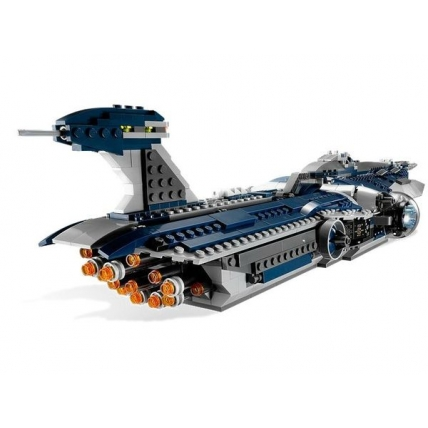LEGO 9515 lateral spate