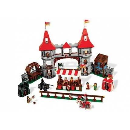 LEGO 10223 Turnirul regatelor - componenta set