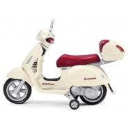 Scooter electric Vespa GranTurismo 12V - Peg Perego