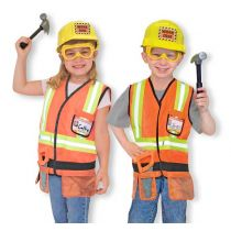 Costum de carnaval Constructor - Melissa and Doug MD 4837';