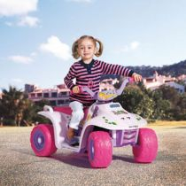 Quad Princess Peg Perego';