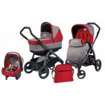 Book Pop UP Plus Peg Perego culoare Tulip';