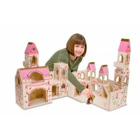 Castelul printesei Melissa and Doug