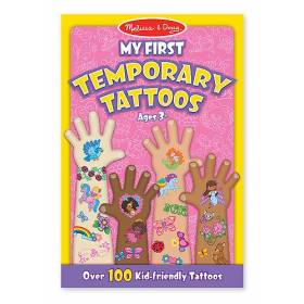 Set de tatuaje temporare fetite Melissa and Doug MD 2946