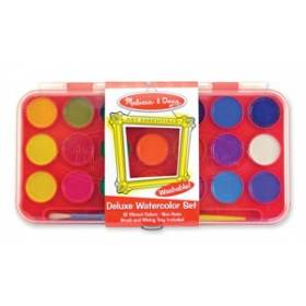 Set acuarele 21 culori Melissa and Doug MD 4120
