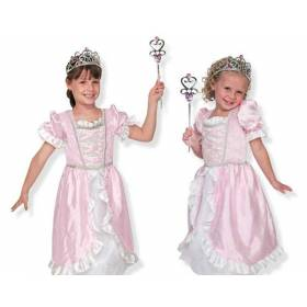 Costum carnaval Printesa - Melissa and Doug MD 4785