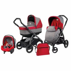 Carucior 3 in1 Book Plus S POP-UP by Peg Perego