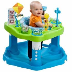 Centru 12 activitati ExerSaucer - Around Town EvenFlo - Prin Oras