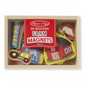 Ferma cu magneti - Melissa and Doug MD 9279