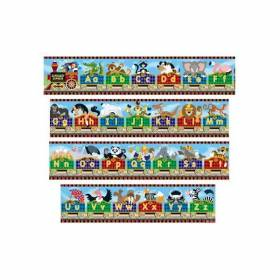 Puzzle gigant de podea Alfabet Express Melissa and Doug MD 4420