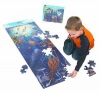 Puzzle de podea In adancurile Oceanului Melissa and Doug MD 0443