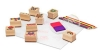 Set de stampile Prietenie Melissa and Doug MD 1632