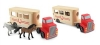 Camion Transportor de Cai cu Remorca Melissa and Doug MD 4097