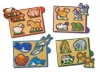 Cutie cu minipuzzle Animale Melissa and Doug MD 4790