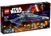 LEGO Starwars 75149 - X-Wing Fighter - cutie fata