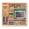 Set de stampile Caluti - Melissa and Doug MD 2410