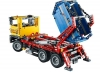 Camion cu container 42024 LEGO Technic - mutare container
