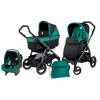 Book Plus S POP-UP by Peg Perego Aquamarine