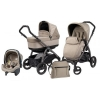 Book Plus S POP-UP by Peg Perego Cream