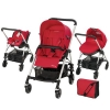 Streety Trio Bebe Confort - Intense Red