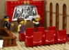 Cinema Palace LEGO 10232 - Modular Buildings - sala de cinema